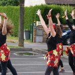 Démonstration de danses afro - 2017