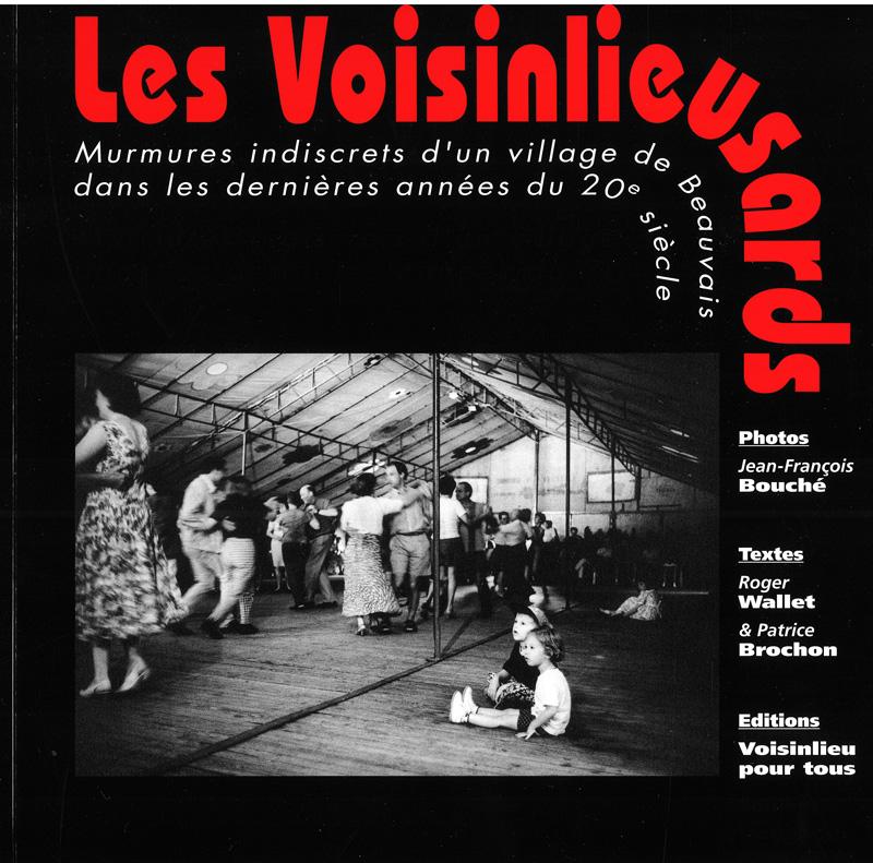 Les Voisinlieusards. Première de couverture.