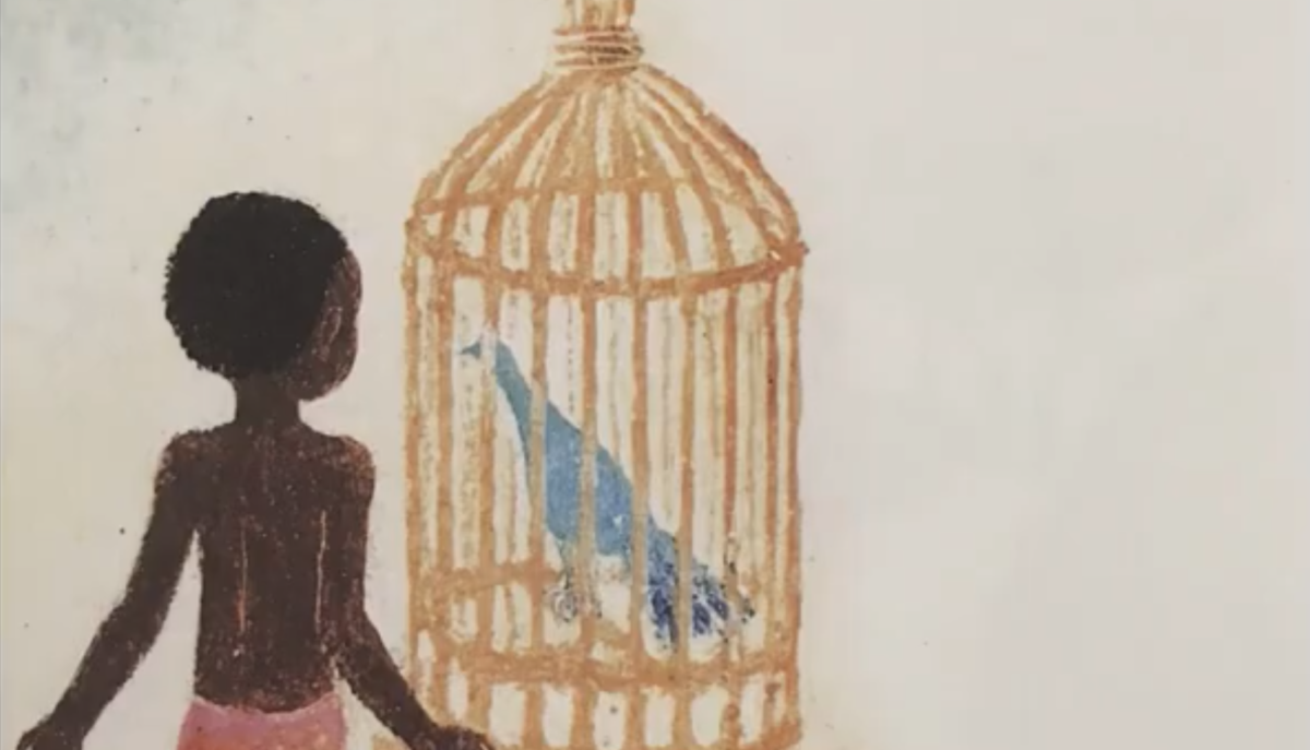 L'oiseau de pluie, conté par Claude.