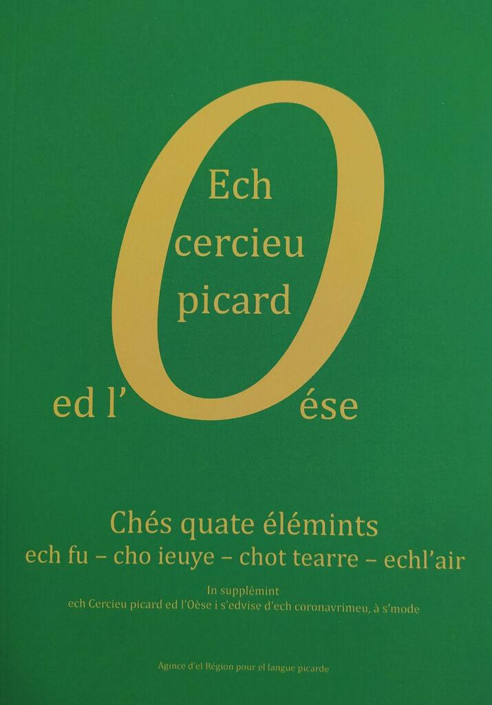Couverture du troisième recueil du Cercle picard de l'Oise
